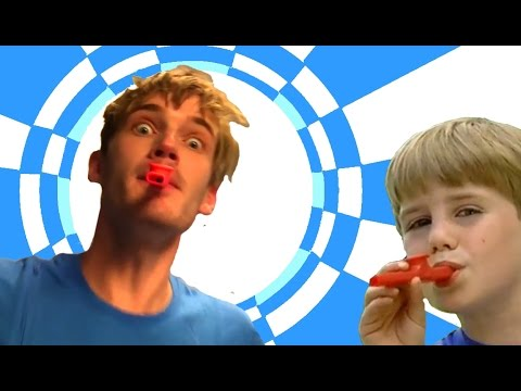 PEWDIEPIE IS THE KAZOO KID