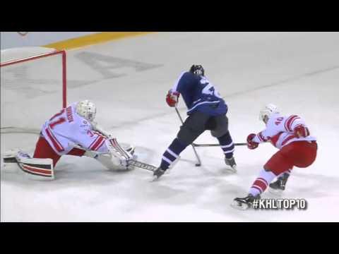 KHL Top 10 Goals for Week 16 / Лучшие голы 16-й недели КХЛ (видео)