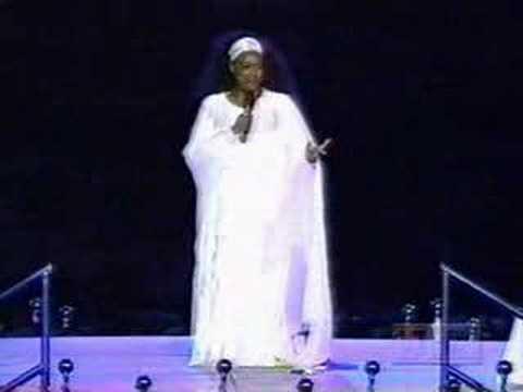 1996 Atlanta Opening Ceremonies - Jessye Norman - Finale
