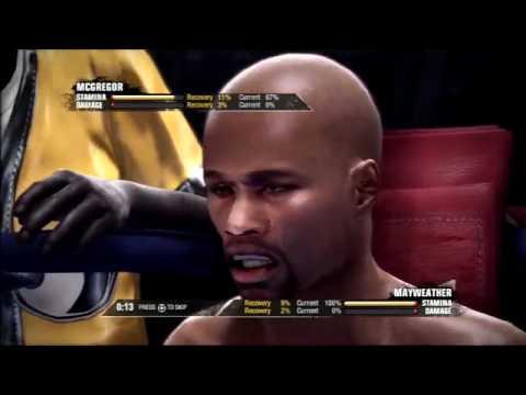 Floyd Mayweather vs Conor McGregor Full Fight KO Highlights 8/26/17