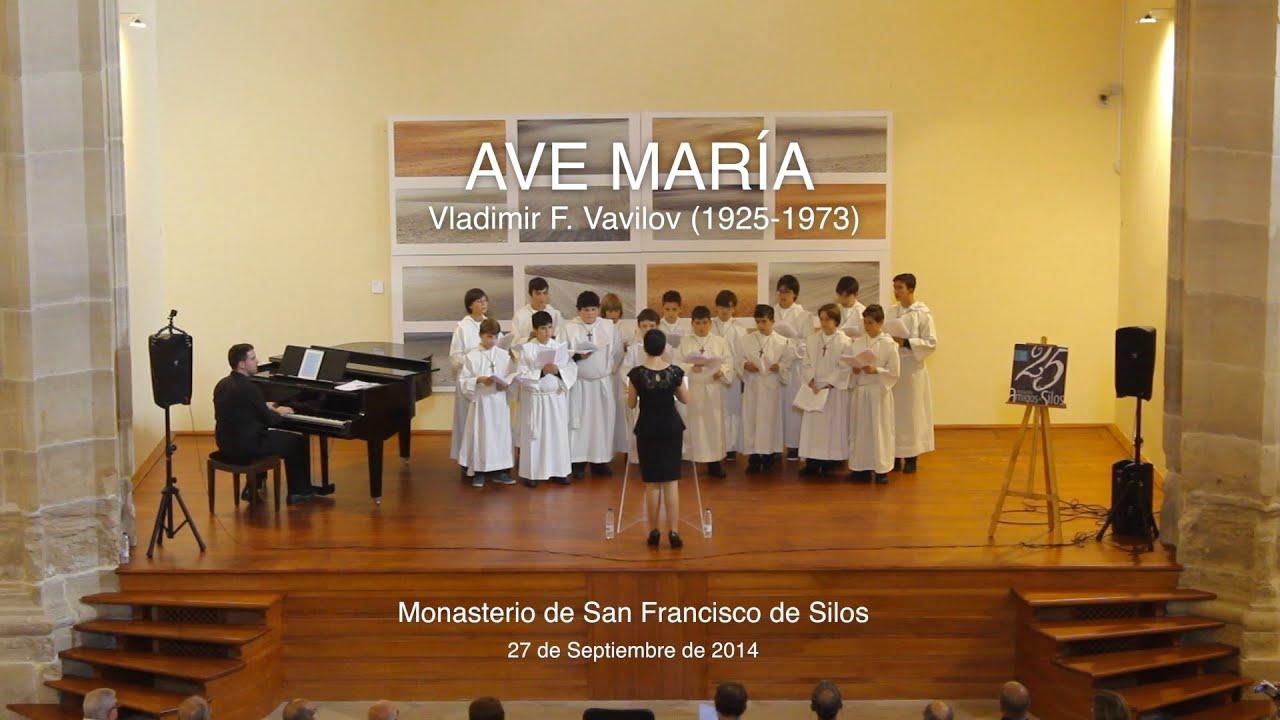 Ave María (Vladimir F. Vavilov)