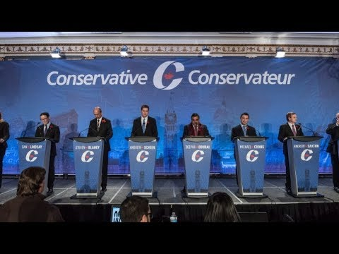 CBC News Special: Conservative Leadership Convention LIVE