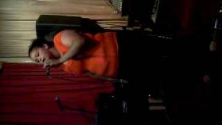 Melissa Carver Sings 'Because you love me'