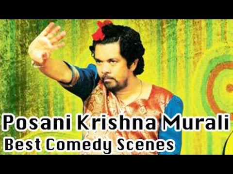 Posani Krishna Murali Comedy Scenes || Back To Back Best Comedy Scenes