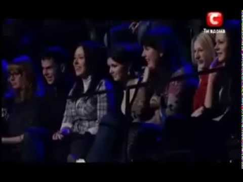 Ukraine Got Talent -  Hippo Puppet Amazing Dance