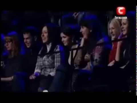 Màn biều diễn gây sốt tại Ukraine Got Talent