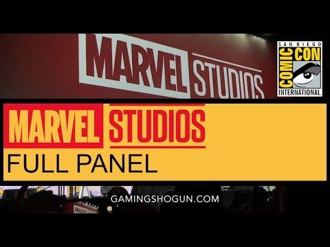 Full Marvel Panel SDCC 2017 Thor Ragnarok Black Panther