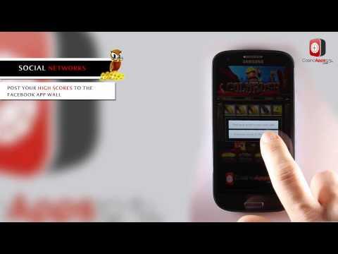 Video of Gold Rush Slot Machine HD