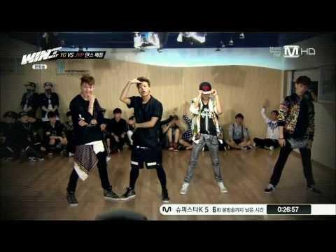 WIN ღ YG vs JYP Dance Battle (JYP Trainee Dance Team) #GOT7