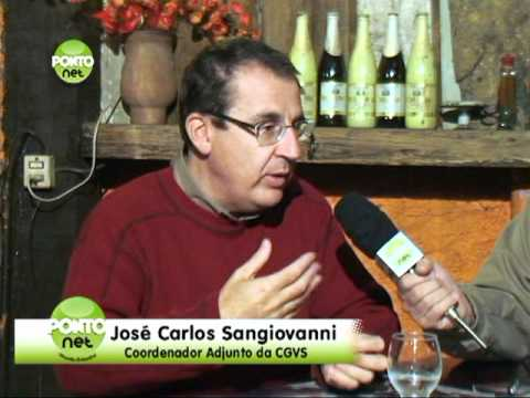 Entrevista com José Carlos Sangiovanni, Coordenador Adjunto de Vigilância em Saúde da Secretaria Municipal de Saúde de Porto Alegre.