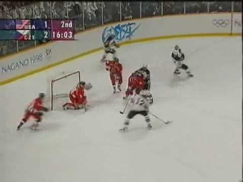 Před 18 lety se začal rodit sen :-)  Video : Česko –  USA 4:1 Nagano 1998