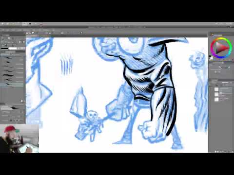 video review - Huion's new Cintiq Alternative tablet monitor, the GT-220, up for review. Available here: http://amzn.to/1xq3WI7 The video quality is low and the audio cuts out a bit here and there. It's...