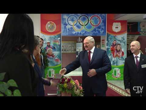 Лукашенко проголосовал на выборах в местные Советы депутатов