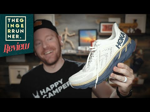 HOKA ONE ONE CLIFTON 7 REVIEW | The Ginger Runner