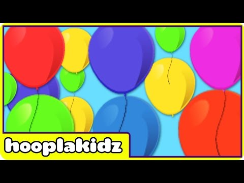 hooplakidz - Color Songs teach your child the names of colors. Your child will learn the names of different colors by watching this