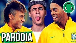 ♫ OLHA A EXPLOSÃO (de Dibres) | Paródia de Futebol - MC Kevinho