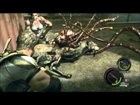 preview-Let\'s Play Resident Evil 5! - 004 - Stupid dogs (ctye85)