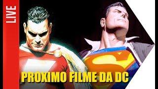 A Comic-Con de San Diego já começou com uma revelação inesperada da DC: Shazam! será o seu próximo filme a ser rodado! O diretor também foi anunciado, e nós comentamos neste OmeleTV AO VIVO o que esperar do cara e do filme. E mais: o Aranha de Ferro no primeiro pôster de Vingadores: Guerra Infinita!https://omelete.uol.com.br/videos/omele-tv/bomba-o-proximo-filme-da-dc-sera-shazam-omeletv/ASSINE O CANAL :) http://youtube.com/omeleteveTwitter: http://www.twitter.com/omeleteFacebook: http://www.facebook.com/siteomelete
