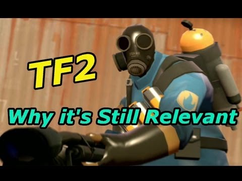 Jerma985 - Remember to +Like if you enjoy the vid :) Playing as the Reserve Shooter Pyro. I talk about why we still play, and continue to love this game. Connect with m...