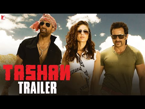 Video Tashan | Official Trailer | Akshay Kumar | Saif Ali Khan | Kareena Kapoor download in MP3, 3GP, MP4, WEBM, AVI, FLV January 2017