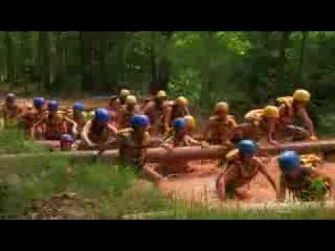 Team Building Mud Obstacle Course | ACE Adventure Resort