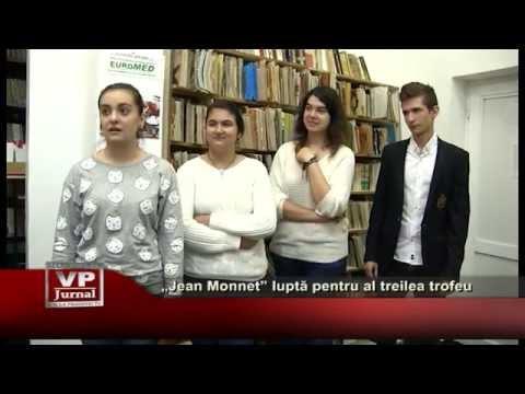 """""""Jean Monnet"""" lupta pentru al treilea trofeu"""