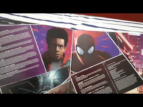 Unboxing de Spider-Man: Into the Spider-Verse - Soundtrack (Vinilo) RECORD STORE DAY