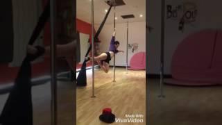 Pole Silks - Figure