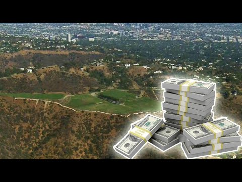 Empty Lot Goes on the Market in California for $1 Billion