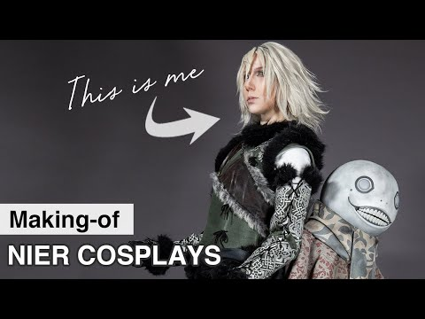 NieR Replicant Cosplay - Making-of