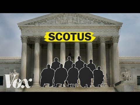 How the US Supreme Court Works