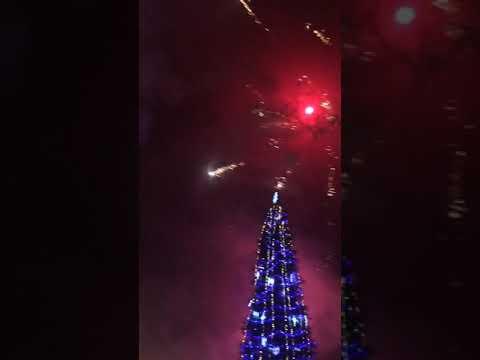 Новорічно-різдвяний фестиваль провів старий рік і зустрічає гостей у 2018 році