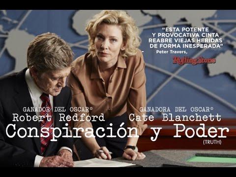 Conspiración y Poder (Truth) - Trailer Oficial Subtitulado al Español