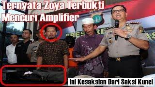 Video Mengejutkan! Ternyata Zoya Terbukti Mencuri Amplifier, Kronologi yang Disampaikan Saksi Kunci MP3, 3GP, MP4, WEBM, AVI, FLV Oktober 2017