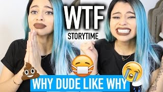 TINDER DATE SHITS HIS PANTS WTF // STORYTIME by Simplynessa15