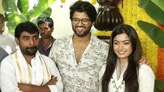 Dear Comrade Movie Opening Video | Vijay Devarakonda | Rashmika | Manastars