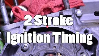 10. How-To: 2 Stroke Ignition Timing - KX250 - (4th Patron and 180 beers!)