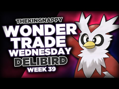 *LIVE* - WHAT'S GOOD YOUTUBE?! Watup. Today we're continuing a new LIVE series on the channel centered around Wondertrade Wedndesday! Every Wed at 8PM EST we'll be wondertrading off a ...