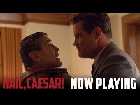 Hail Caesar (Clip 'Eddie Mannix Slaps Baird Whitlock')