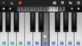 Download Lagu Dil Diyan Gallan - Piano Tutorial|Tiger Zinda Hai|How to play Dil Diyan Gallan on Piano/mobile piano Mp3