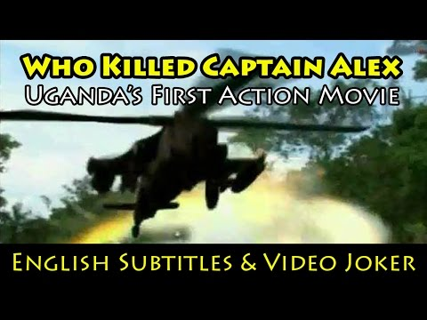 Movie - Who Killed Captain Alex (2010 Uganda)