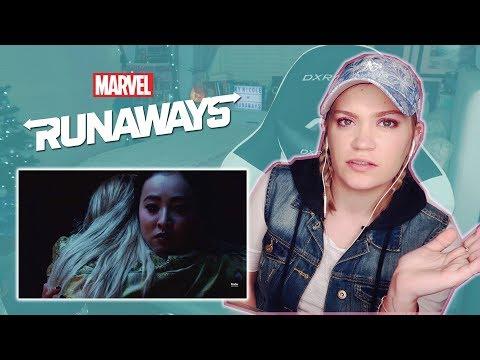 "Runaways Season 2 Episode 6 ""Bury Another"" REACTION!"