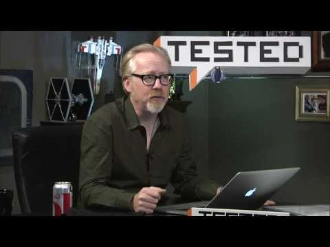 Adam Savage Answers: Is It Fun Working with Jamie?