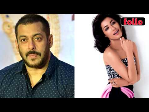 Salman Showers Gifts On Chitrangada!