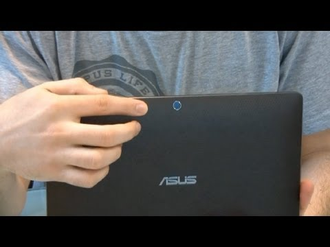 Eee Pad Transformer TF101 Tablet Hands-on Review
