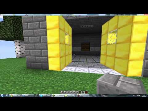 [1.2.5] UGOCraft | Смертельные ловушки в minecraft. Часть пятая!!!