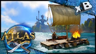 Poopdeck Evolved! :: [PE] Atlas Let's Play :: E01