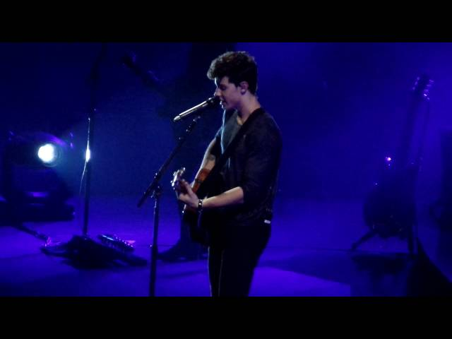 Shawn Mendes No Promises New Song Live At Madison Square Garden