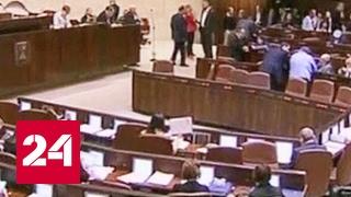 Израильский кнессет легализовал самострой на палестинских территориях