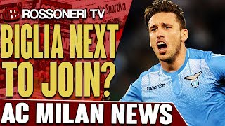 AC Milan are currently negotiating with Lazio regarding Lucas Biglia. Will he be the next player to join? Let us know your thoughts in the comments!SUBSCRIBE for more AC Milan videos: http://www.RossoneriTV.comSUPPORT Rossoneri TV by making a donation: http://patreon.com/rossoneritvFOLLOW our social media accounts:► Twitter: http://www.twitter.com/RossoneriTV► Facebook: http://www.facebook.com/RossoneriTV► Instagram: http://www.instagram.com/RossoneriTV► Google+: http://plus.google.com/+RossoneriTVChannel